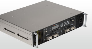 HC-8682 LINK OTN (100G): the high performance security unit for all traffic of up to 100 Gbit/s with minimal latency.
